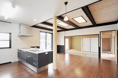 リノベーションは古い住宅の「味わい」を生かせるのも魅力です。