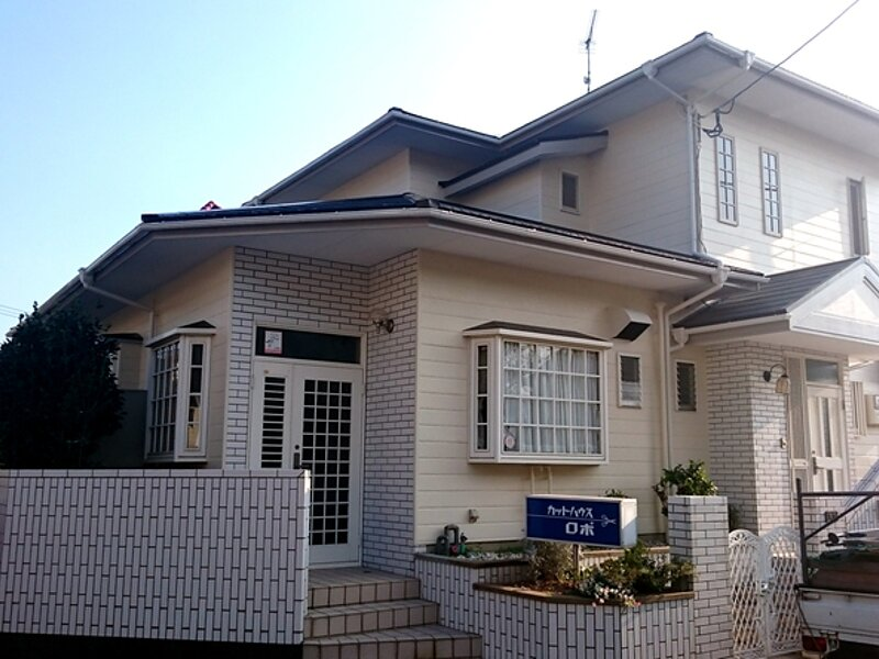 長崎市田中町G様邸の外壁塗装工事