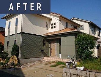 外壁塗装工事 みなと坂S様邸のイメージ