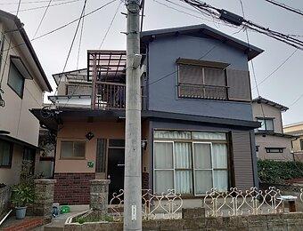 外壁塗装工事・雨戸交換 三原 T様邸のイメージ