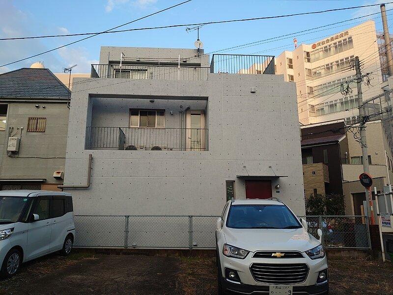 外壁塗装工事 下西山町A様邸